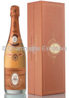 Cristal Rose Champagne