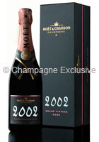 grand vintage rose moet chandon