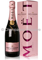 moet chandon rose champagne