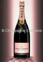 moet chandon rose champagne magnum