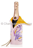 veuve clicquot bird song rose